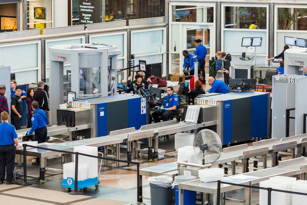 Bill to reform TSA organization structure, deploy new security technology introduced in Senate