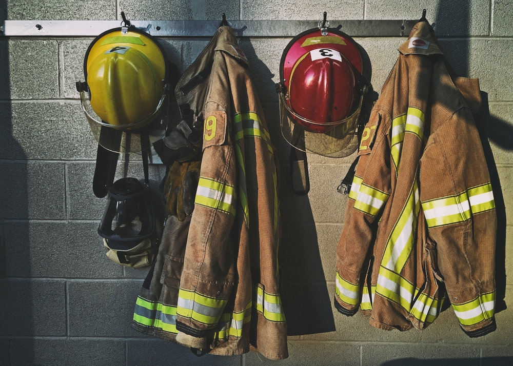 Rhode Island fire departments receive nearly $107,000 in