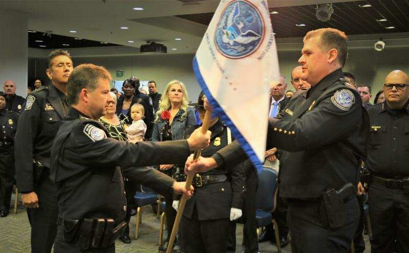 CBP swears in new port director for Los Angeles airport - Homeland