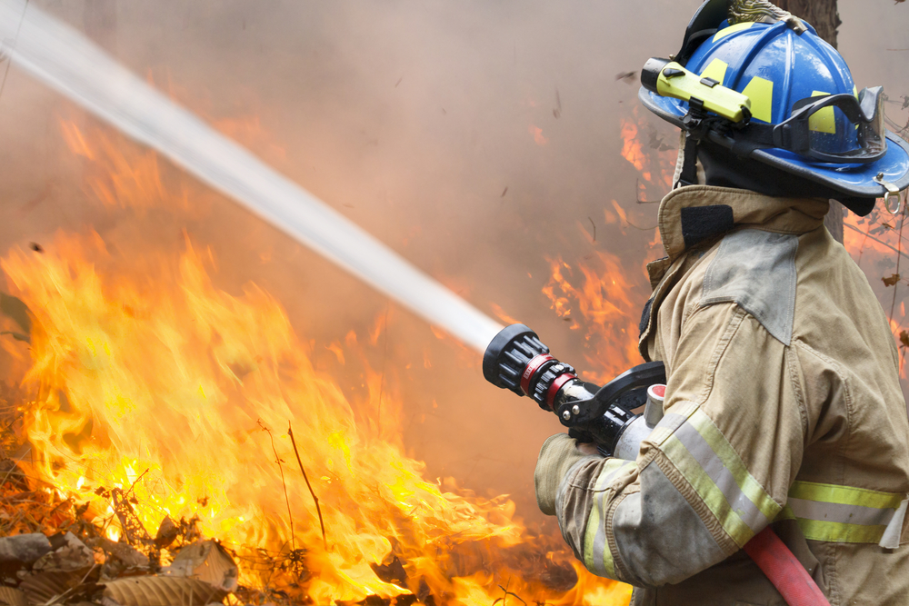 More than $1 2M in federal funds to aid Arizona firefighters